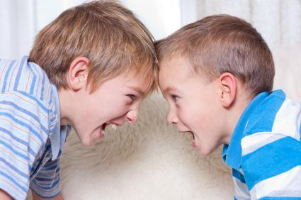 conflictul dintre frati