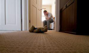 bărbații și depresia postnatală