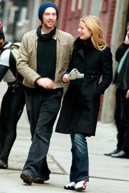 Gwyneth Paltrow și Chris Martin
