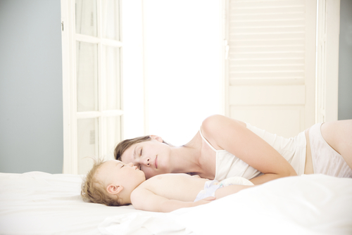 Mamele si somnul Totul despre mame