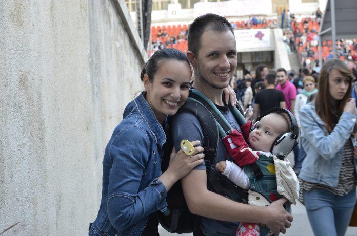 Radu, Viviana si Victoria