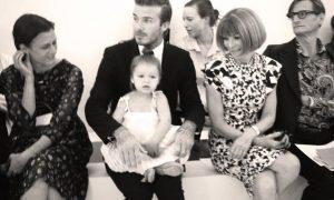 Harper si David Beckham