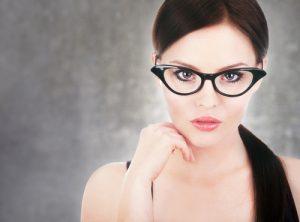 Machiaj special pentru ochelari Totul despre mame