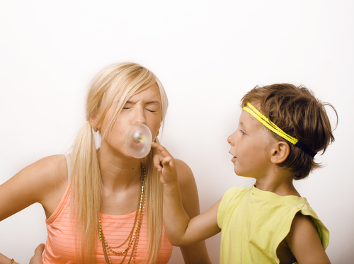 Copiii ca scuza Totul despre mame