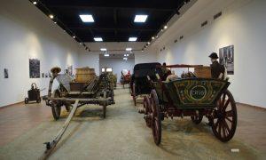 Expozitia transporturi traditionale MTR / Totul despre mame