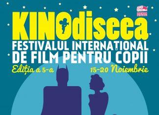 Festivalul international de film pentru copii Kinodiseea