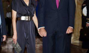 Printesa Letizia a Spaniei