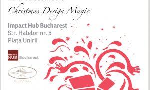Afis Made in Ro Targ de design romanesc