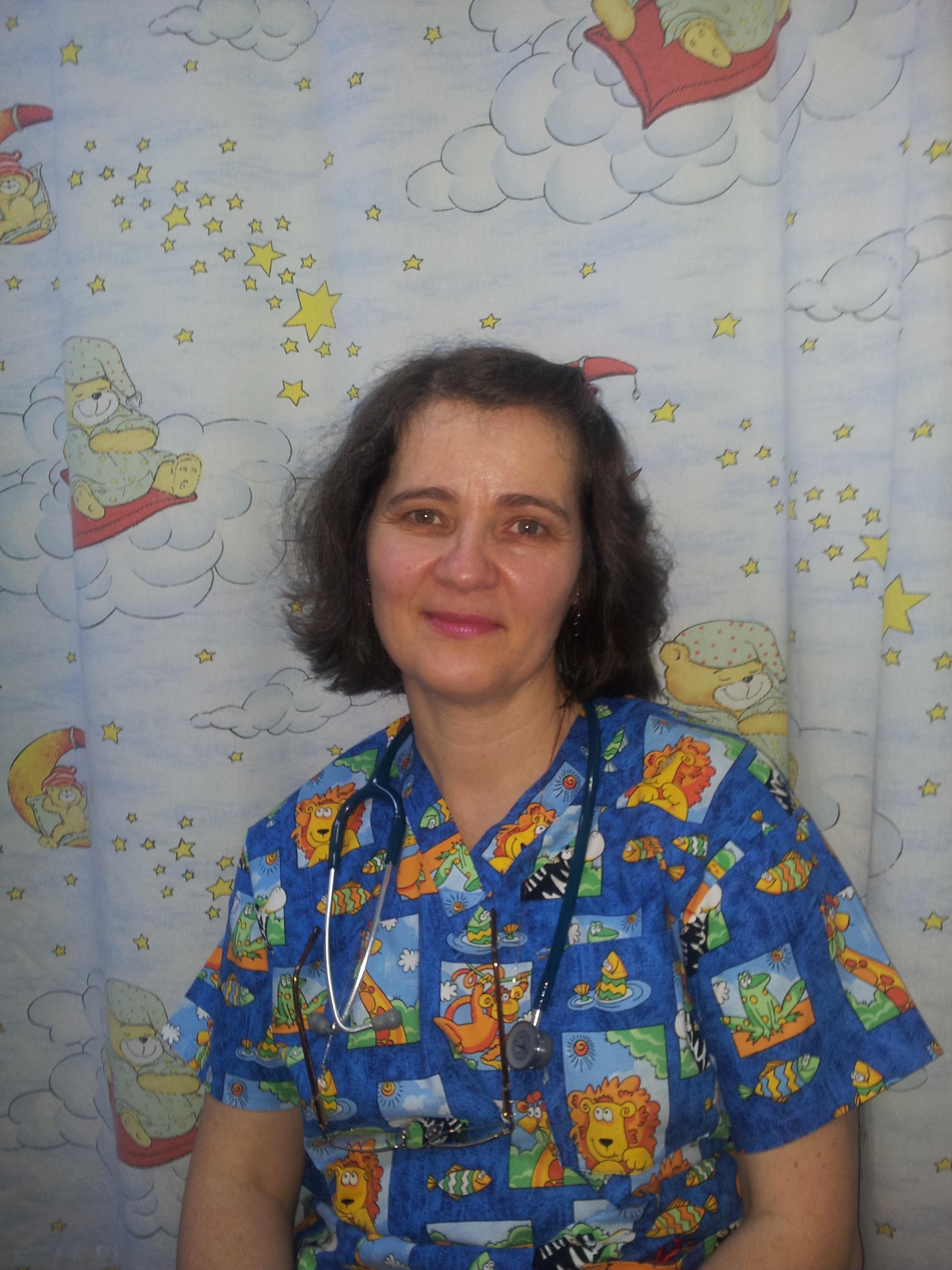 Dr. Tatiana Ciomârtan, medic primar pediatru sindromul copilului zgâlțâit
