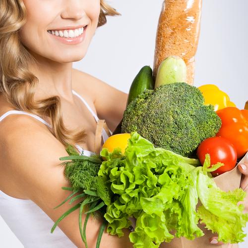 Lista de cumpărături legume