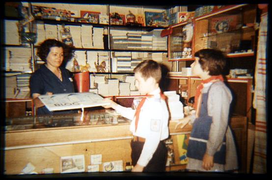 Librarie anii '80 | Totul despre mame