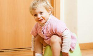 antrenamentul la oliță copil