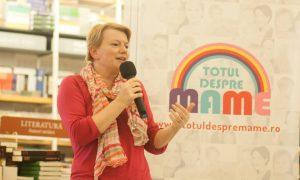 Serile TDM Monica Reu / Totul despre mame