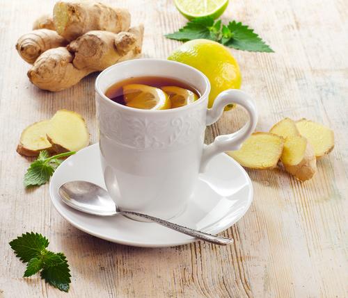 tratamente naturale pentru durerile în gât ceașcă de ceai