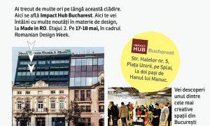 Amplasare Impact Hub Bucharest | Totul despre mame
