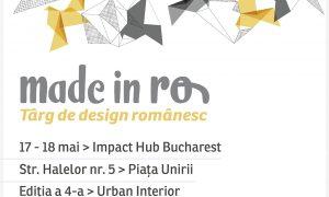 Made in RO - Targ de design romanesc | Totul despre mame