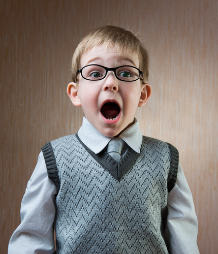 Cand copilul trebuie sa poarte ochelari / Totul despre mame