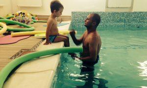 Prima lecție de înot Bursuceii Veseli / Totul despre mame