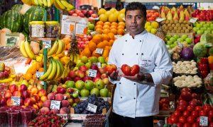 Ashlie Dias - Executive Chef Crowne Plaza Bucharest | Totul despre mame