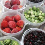 Congelarea, soluţia perfectă pentru a ne bucura de fructele şi legumele de vară