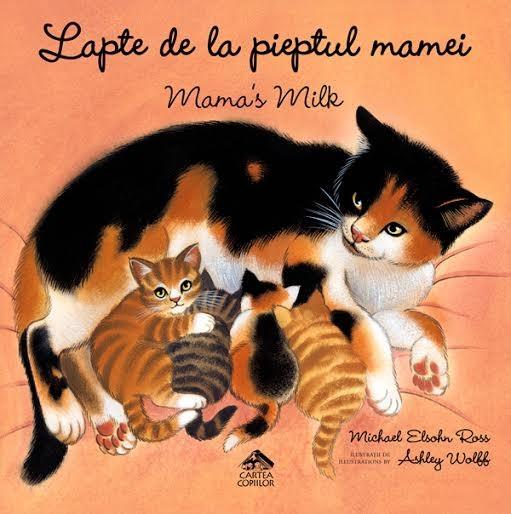 Lapte de la pieptul mamei/Mama's Milk   Totul despre mame