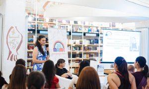 Drd. Mihaela Nita - Ateliere cu mamici | Totul despre mame