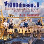Festivalul Internațional de Film pentru Copii KINOdiseea, la a șasea ediție