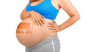 declanşarea travaliului gravida sarcina la termen