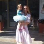 """Crina Coliban: """"Rolul mamei este să îi ofere copilului mâncare în cel mai armonios fel cu putinţă"""""""