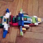 Episodul 95: Piesele de lego și viața de părinte