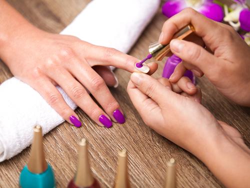 trucuri de manichiură unghii