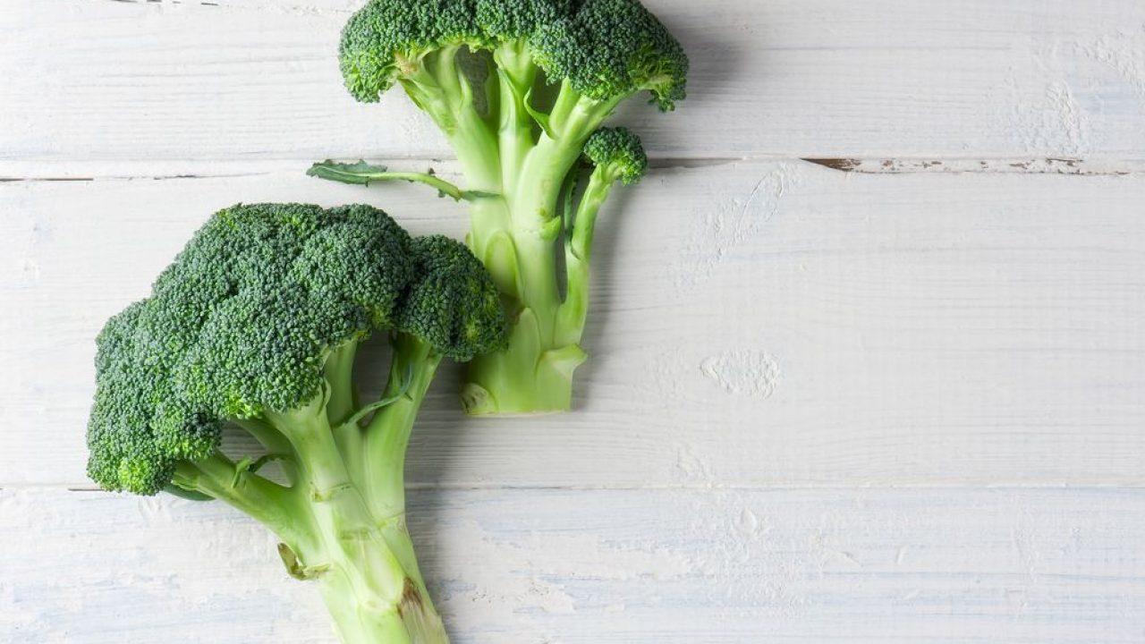 Broccoli in sarcina