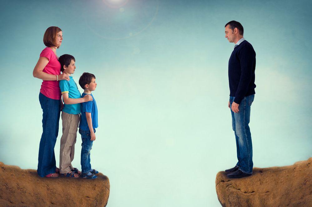 Cum împaci copiii dintr-o altă relație cu noul partener