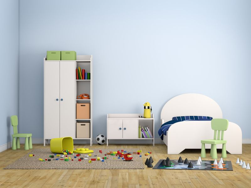 principii Montessori de decorare a camerei - Totul Despre Mame