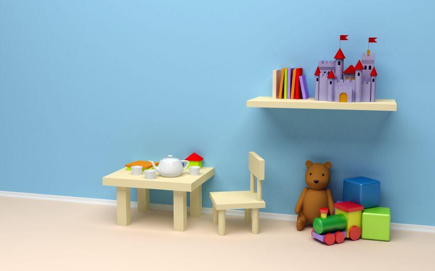 3 principii montessori de decorare a camerei totul - Camera montessori ...