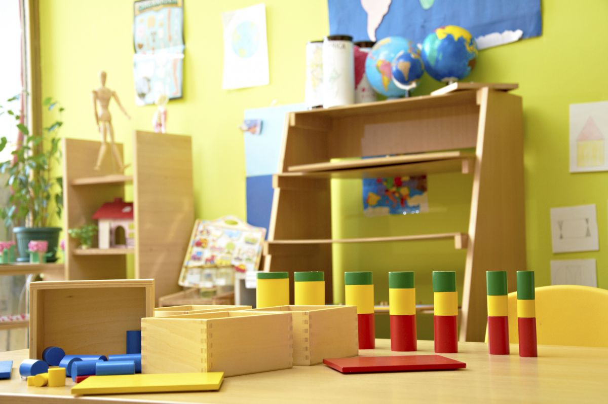 Amenajare Camera Montessori : Casa în stil montessori. idei simple de amenajare totul despre mame