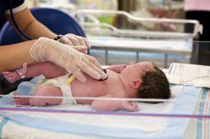 infecțiile neonatale