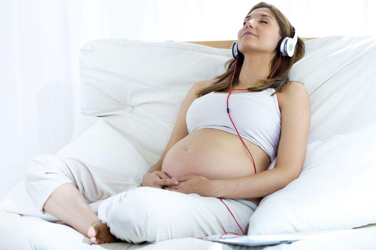 muzica in sarcina