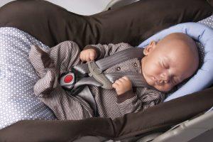 calatoria cu un nou nascut