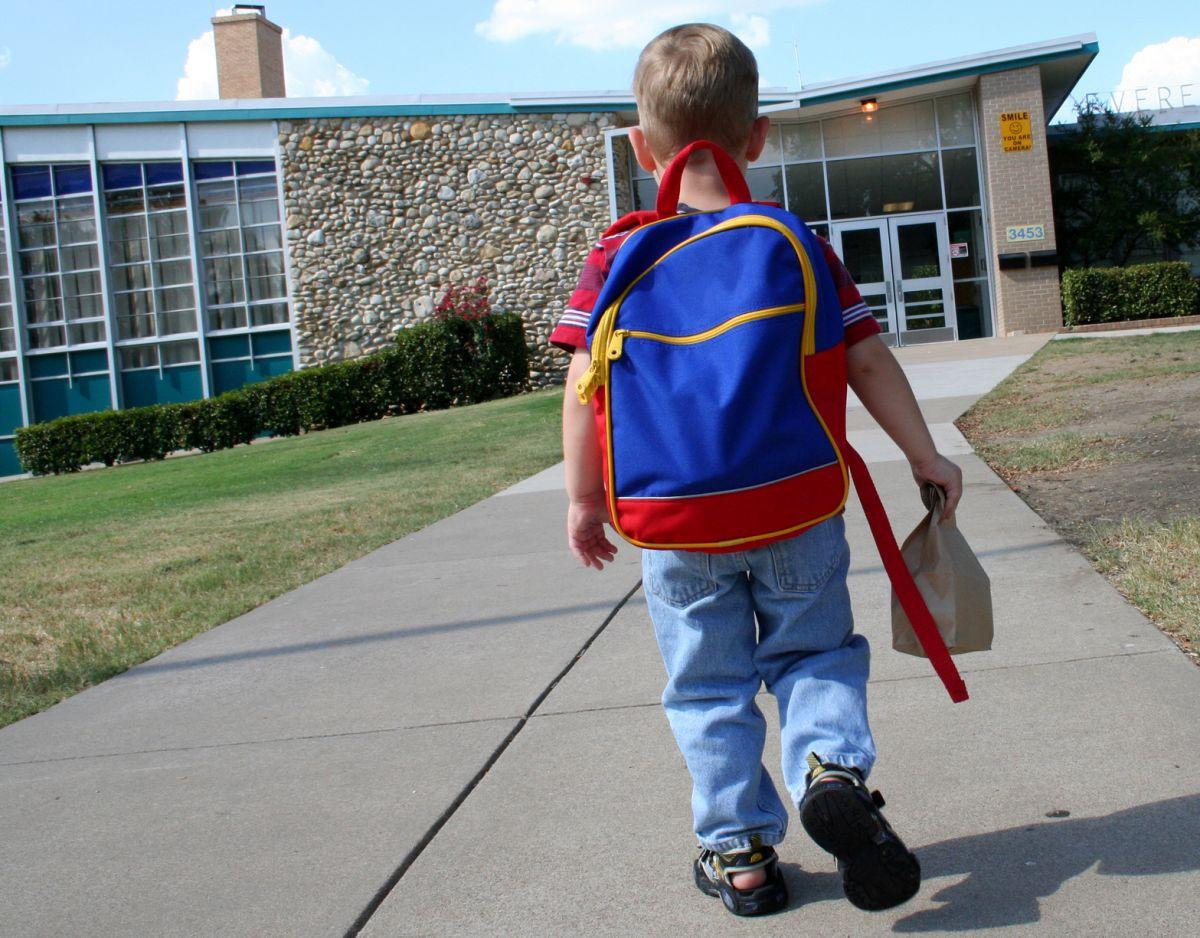 intoarcerea de la scoala