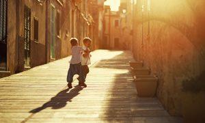 conflict intre copii