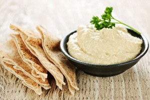 humus de casă