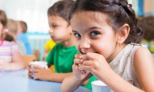Dieta copiilor