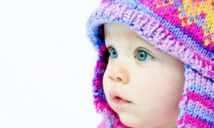 pielea bebelușului