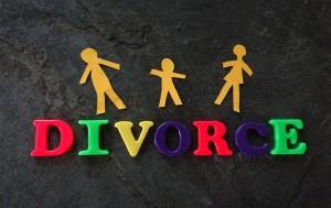 divorțul în România