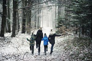 vacanța copii ianuarie