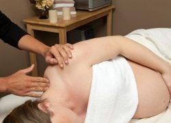 Beneficiile masajului în sarcină