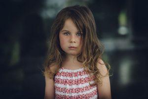 copilul este trist