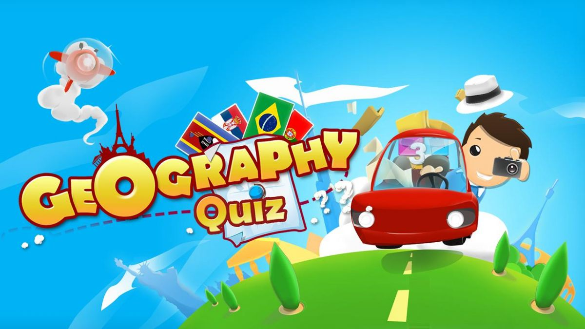 Geography Quiz 3D