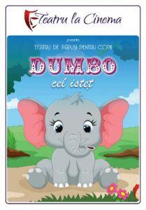 afisul dumbo teatru la cinema